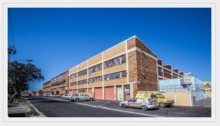 Amstel Street Warehouse, Maitland