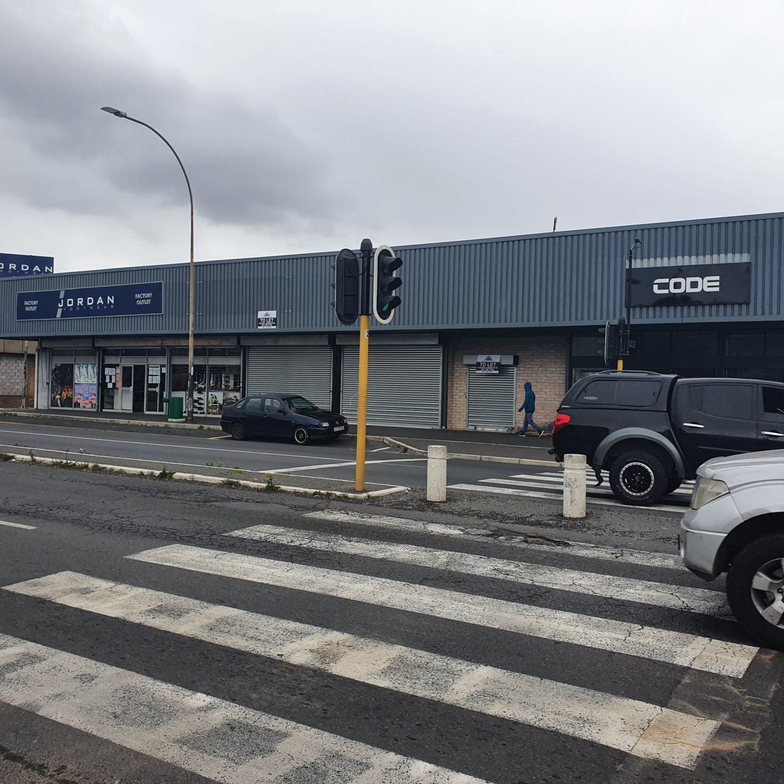 Vacant Retail Shop